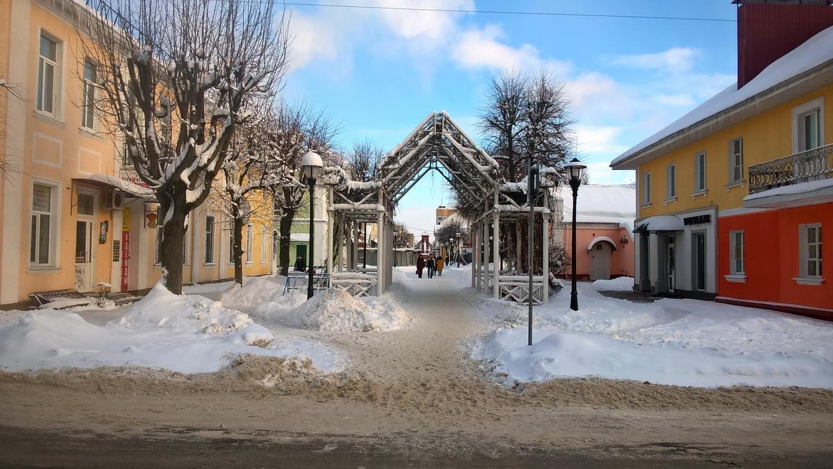 Бульвар Штоккерау. Фото: Руслан РЕВЯКО
