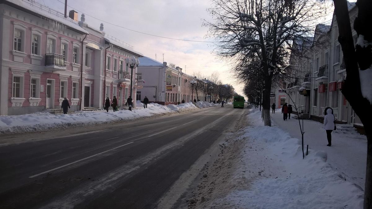 улица Советская. Фото: Руслан РЕВЯКО