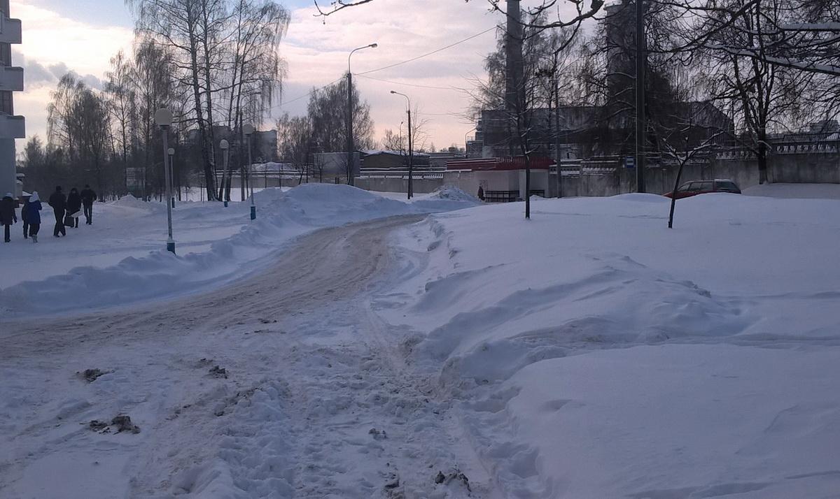 улица Кирова. Фото: Руслан РЕВЯКО