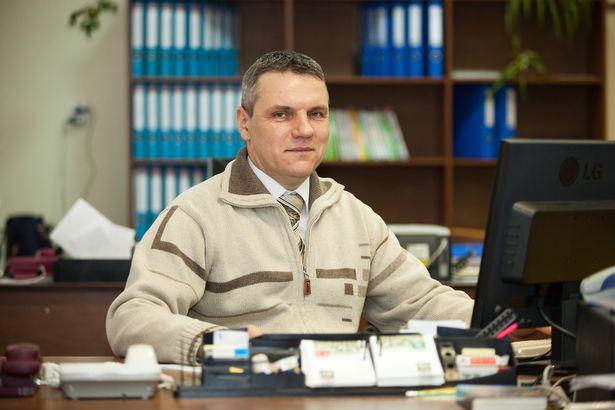 Игорь Дубень считает, что проверять свои знания с помощью РТ нужно всем, кто собирается поступать. Фото: Александр КОРОБ.