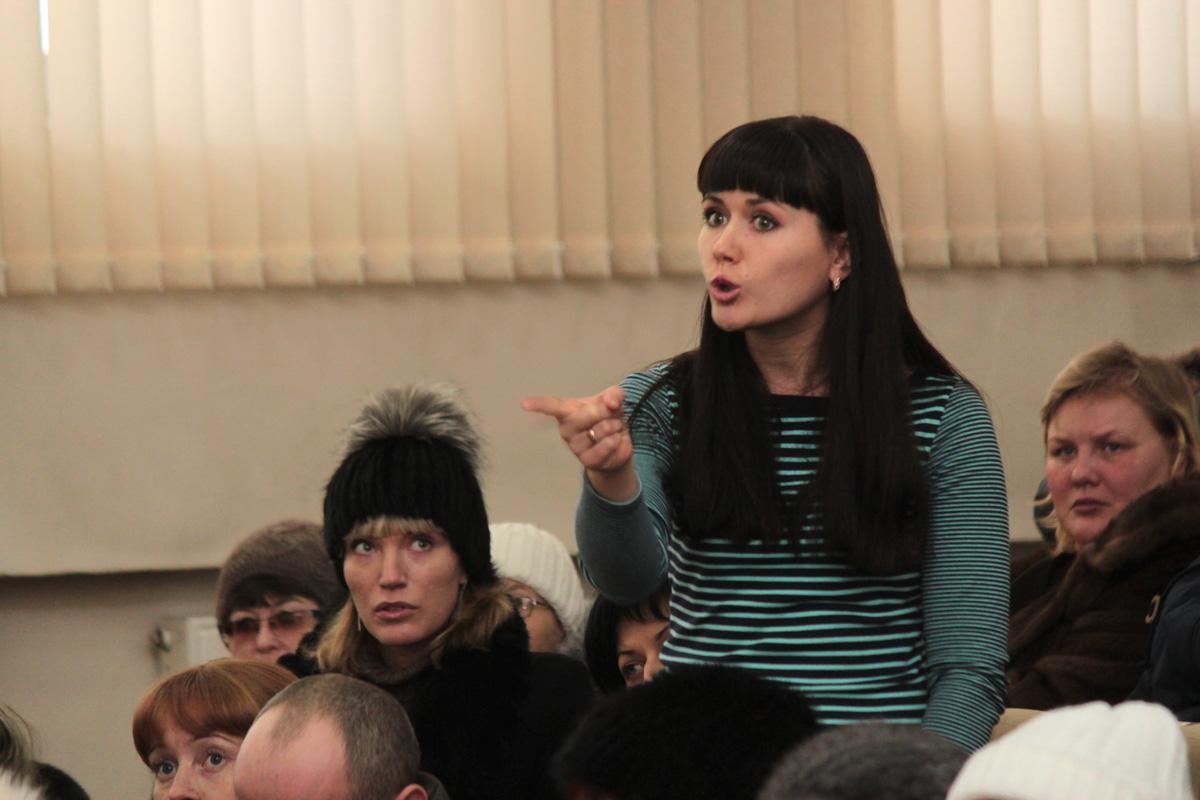 25 января в горсовете состоялась встреча индивидуальных предпринимателей с властями города. Фото: Юрий ПИВОВАРЧИК