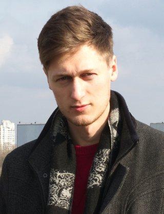Журналист TUT.BY Павел Добровольский