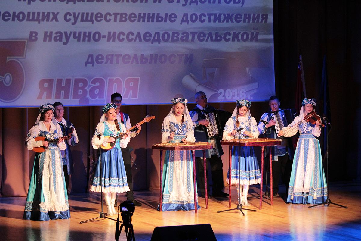 Народный ансамбль «Музычны гасцінец»