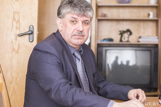 Михаил Викторович Мишин. Фото: Станислав КОРШУНОВ