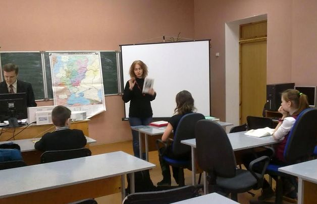 Дзень роднай мовы ў беларускамоўным класе