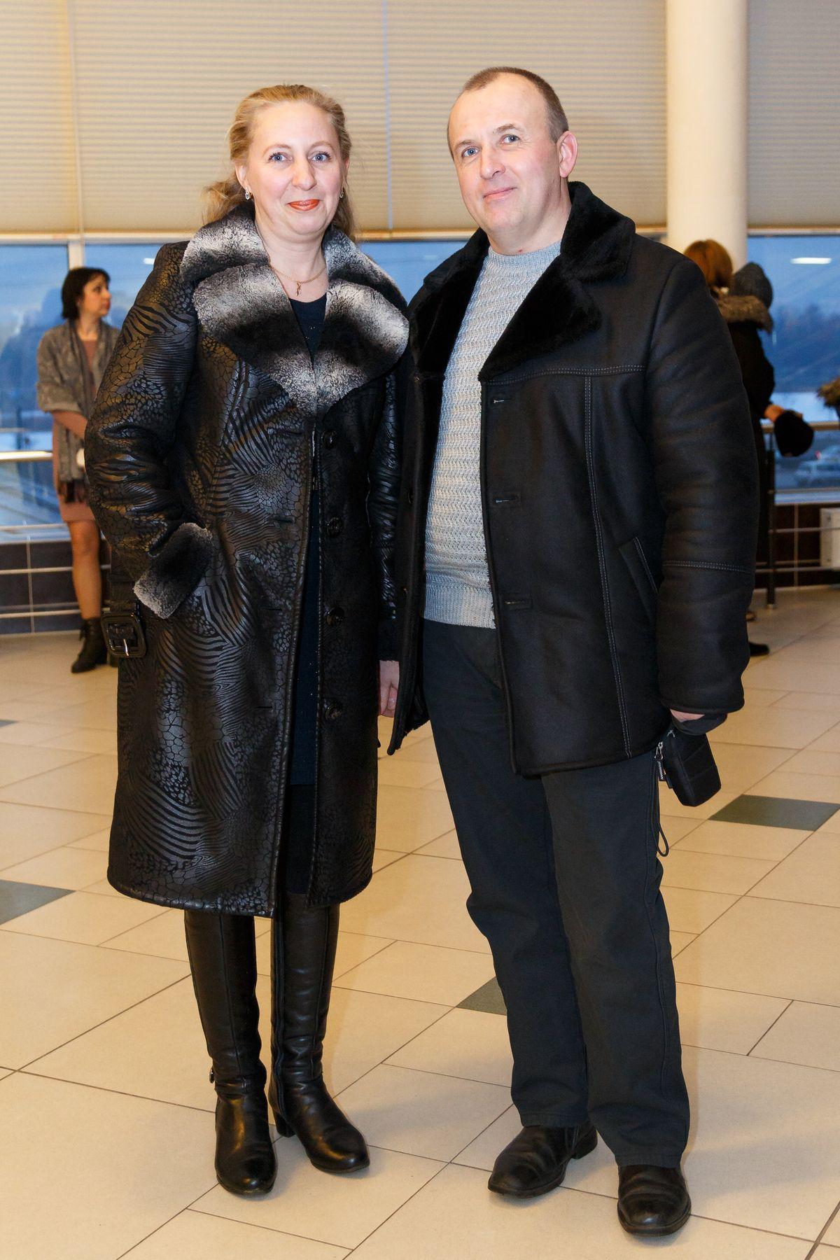 Супруги Татьяна и Михаил. Фото: Александр КОРОБ