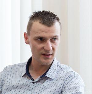 Вадим Копач, представитель мотосообщества
