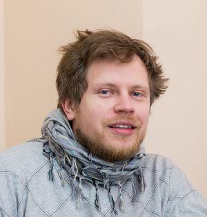 Дима Ску, музыкант и организатор концертов
