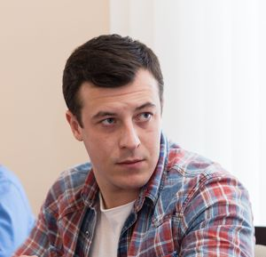 Игорь Матяс, представитель мотосообщества