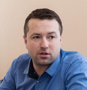 Сергей Кулеш, представитель мотосообщества