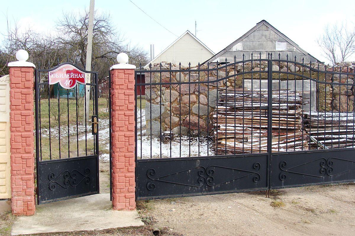 Вуліца Юбілейная - самая старая частка колішняй вёскі Баранавічы