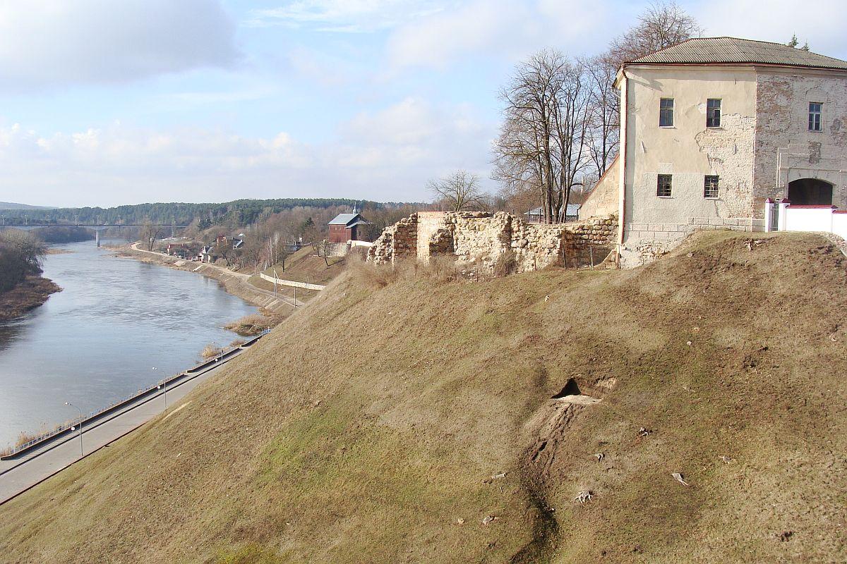 Стары Замак у Гародні