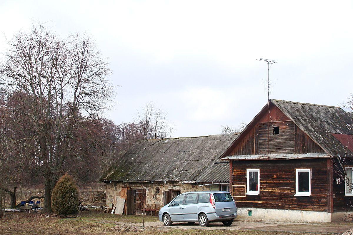 Старасвецкая забудова вуліцы Юбілейнай