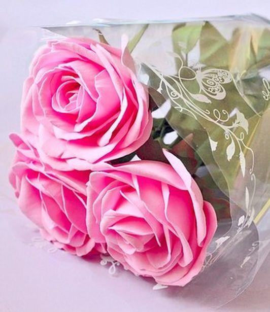 Розы. Фото из архива мастера.