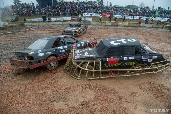 Митяй участвовал в шести автобоях.