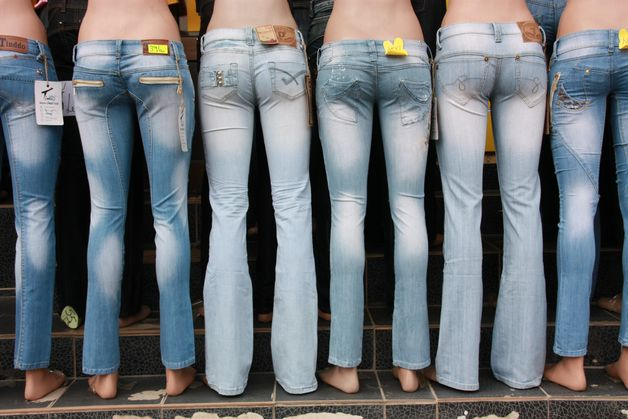 Беларусь начнет изготавливать джинсы. Фото: сайт upload.wikimedia.org/wikipedia