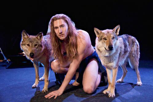 Ivan выступит на «Евровидении» голым и с волками