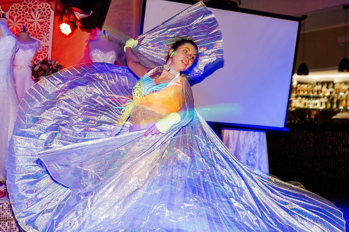Свадебная вечеринка прошла в Барановичах. Фото: Татьяна ГЛУШАКОВА