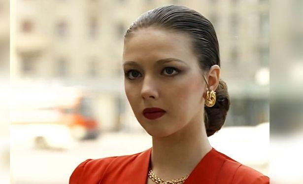Актриса Ольга Понизова. Фото из интернета.