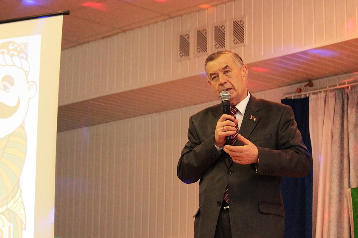 Ректор БарГУ Василий Кочурко