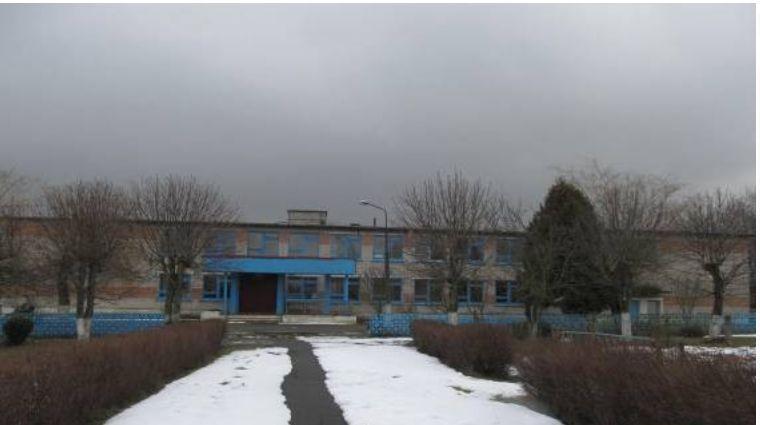 Помещение школы в деревне Стайки. Фото: сайт brest-region.gov.by