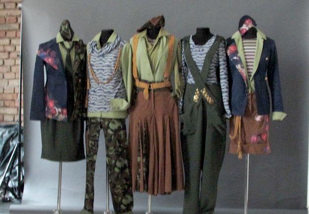 Коллекция одежды С небес на землю
