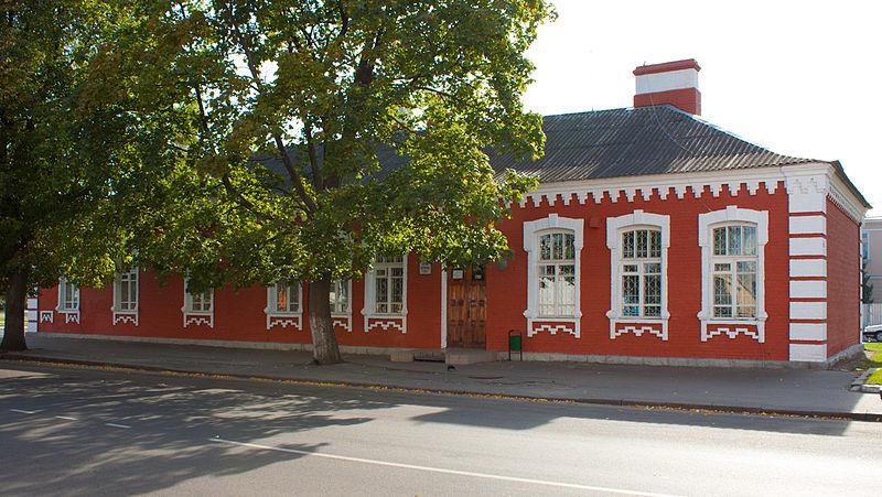 Будынак чыгуначнага музея. Фота: Vladimir Sergeev https://commons.wikimedia.org