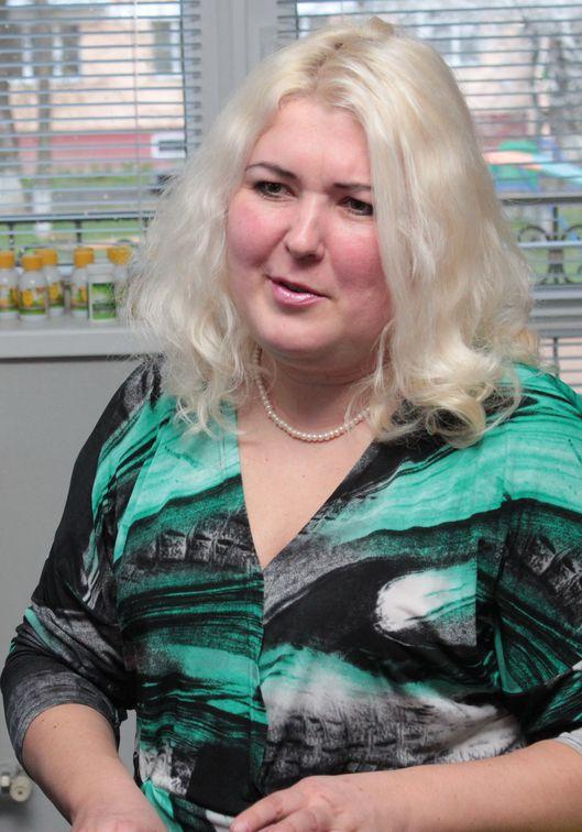 Участница проекта Татьяна Бибикова. Фото: Юрий ПИВОВАРЧИК.