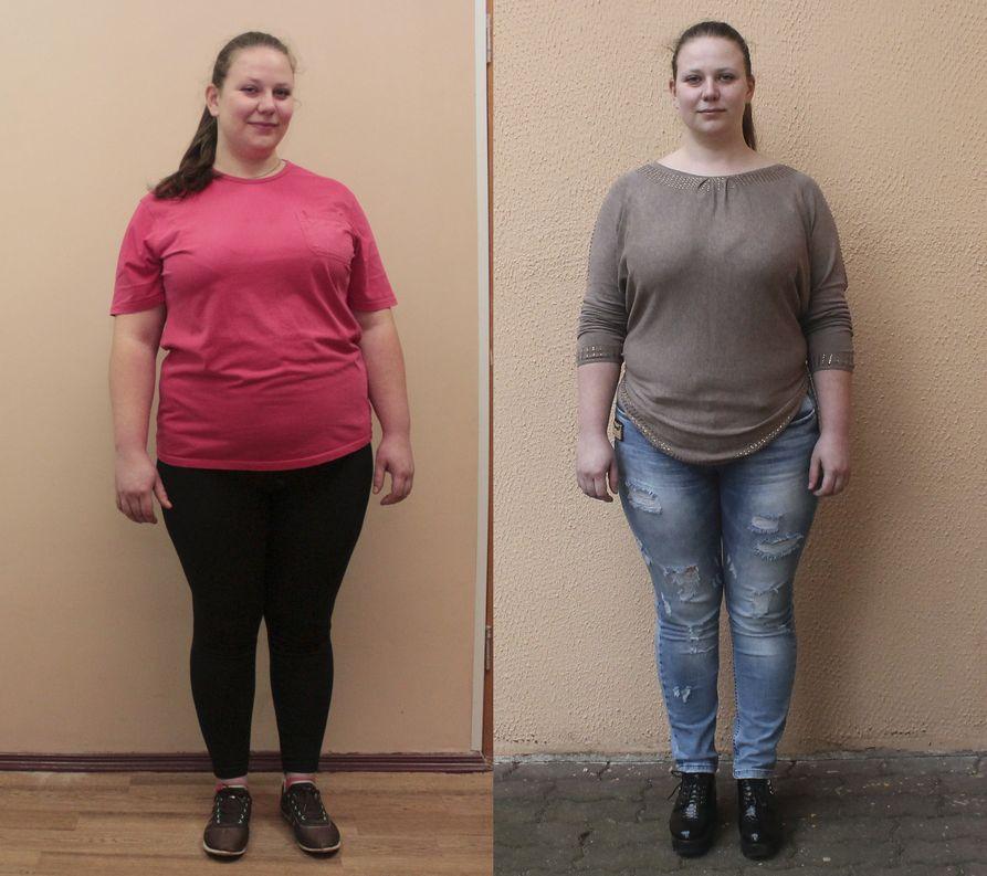 Экстремальное похудение месяц