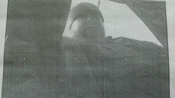 Подозреваемый в хищении 7 млн рублей с банковской карточки. Фото: Барановичский ГОВД