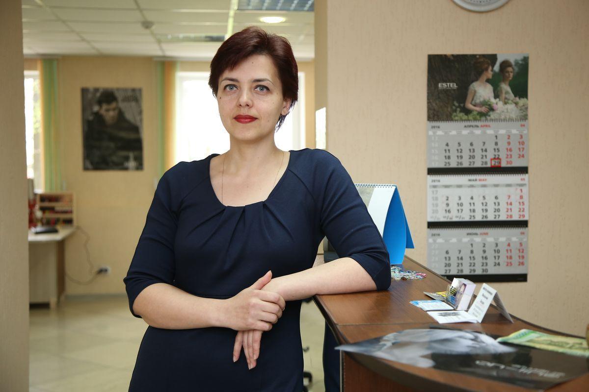 Татьяна Рудая. Фото: Александр КОРОБ