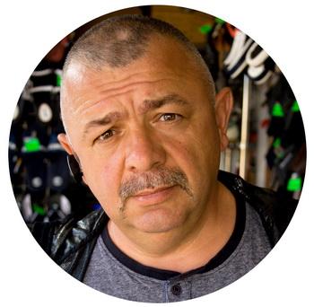 Андрей Макар, председатель совета предпринимателей Кооперативного рынка