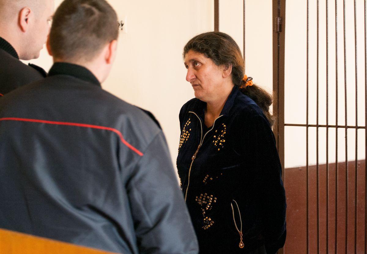 Свекровь Любови Базылевич освободили в зале суда