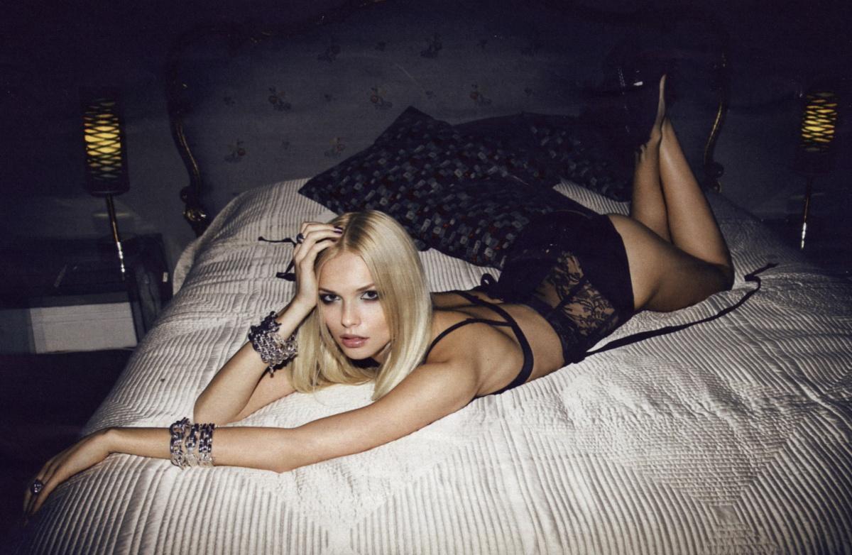 Белорусская модель Катя Доманькова начинала карьеру в подиум-школе Сергея Нагорного и в 2006 году выиграла конкурс Супермодель мира в Нью-Йорке. Сейчас является востребованной моделью в мировом модельном бизнесе. Фото: kyk.su