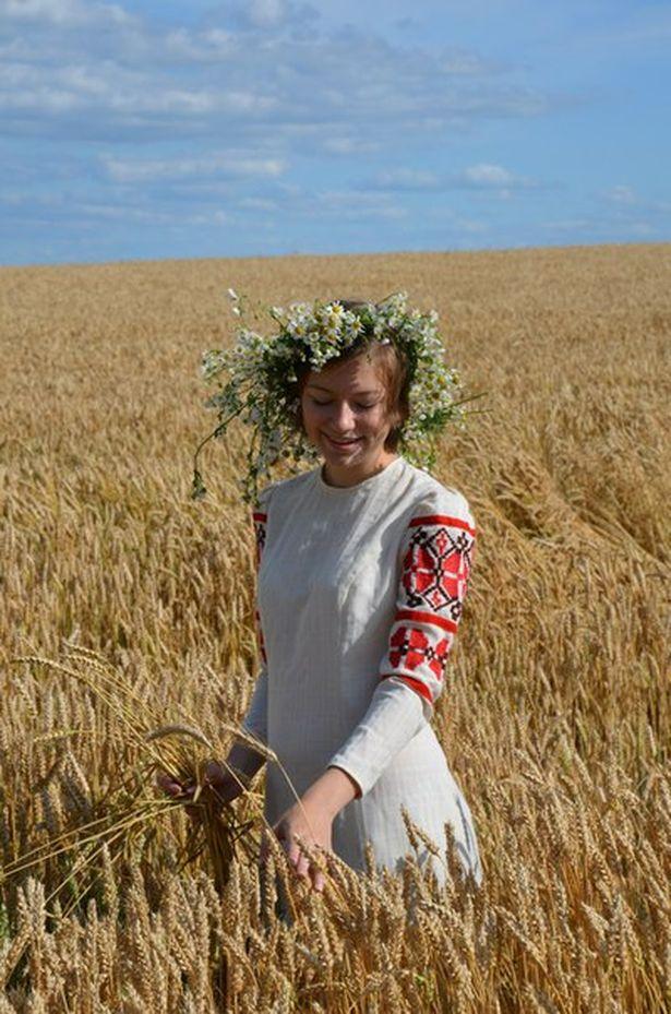 Анна Ярук, 2015 год. Фото: архив героини.