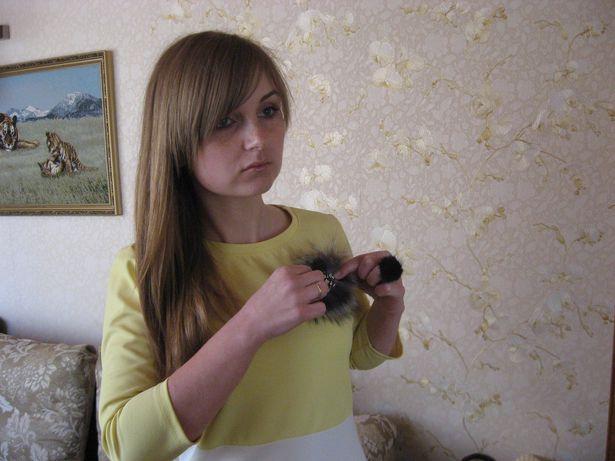 Из меха Алена делает бижутерию: броши, кулоны и кольца. Фото: Татьяна НЕКРАШЕВИЧ.