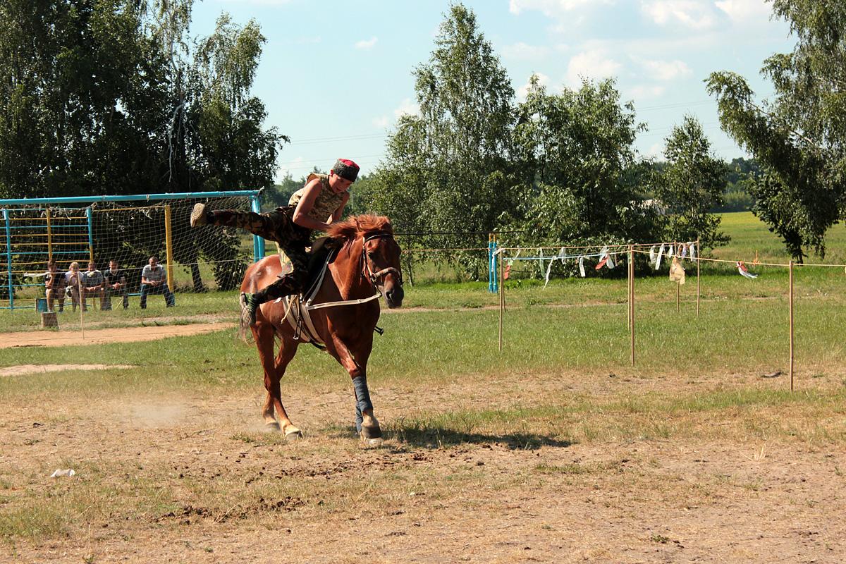 Антон Волков (12 лет). Фото: Юрий ПИВОВАРЧИК