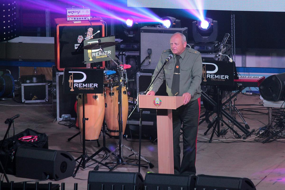 Заместитель министра обороны по вооружению генерал-майор Игорь Лотенков. Фото: Юрий ПИВОВАРЧИК