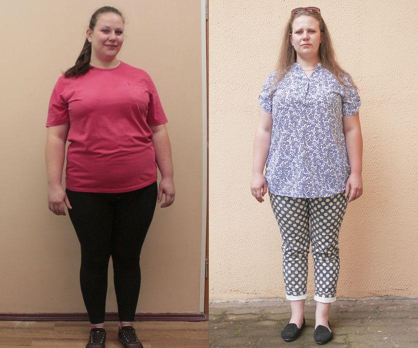 Роза Аблажей по итогам четырех месяцев проекта. Фото: Intex-press.