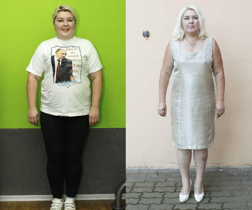 Татьяна Бибикова по итогам четырех месяцев проекта. Фото: Intex-press.