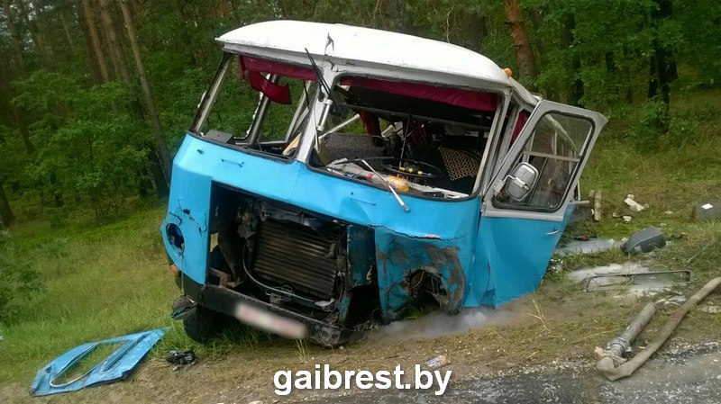 Фото: ГАИ Брестской области http://gaibrest.by