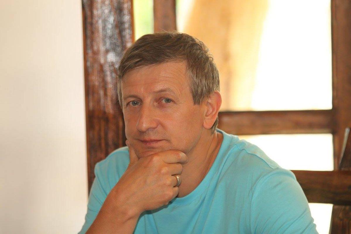 Ярослав Романчук. Фото: архив Ярослава РОМАНЧУКА