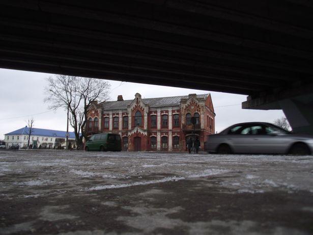 Бывшее акцизное управление на ул.Фроленкова. Фото: архив INTEX-PRESS