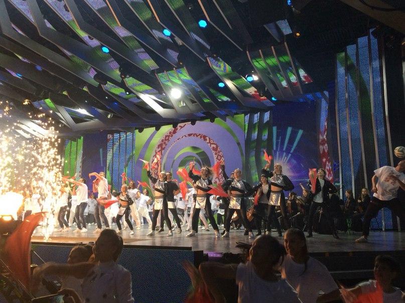 Выступление танцоров на Славянском базаре. Фото:  ANANKO DANCE SCHOOL