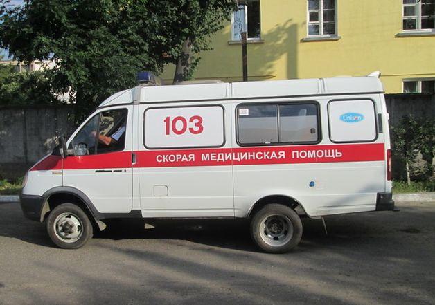 В Барановичах мужчина выпрыгнул с балкона третьего этажа из-за конфликта с девушкой
