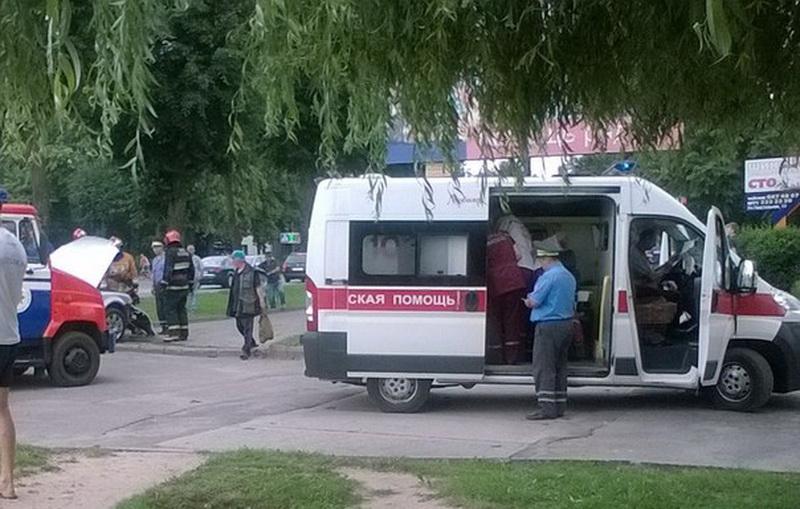 Фото: группа Подслушано Барановичи ВКОНТАКТЕ.