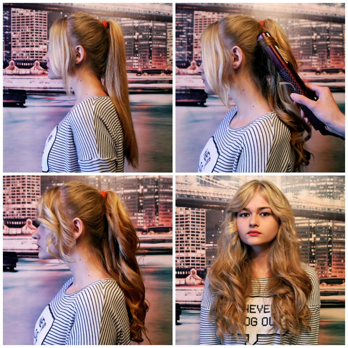 Как визуально увеличить волосы картинки