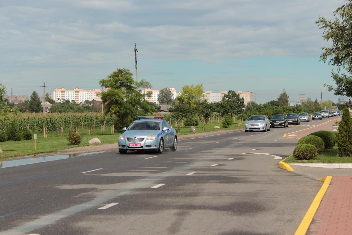 На Диприз делегация прибыла в первой половине дня 3 августа. Фото: Юрий ПИВОВАРЧИК