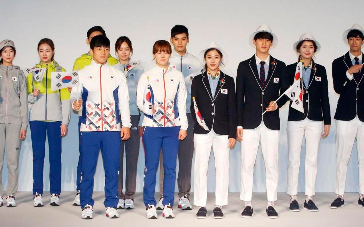 Олимпийская сборная Южной Кореи