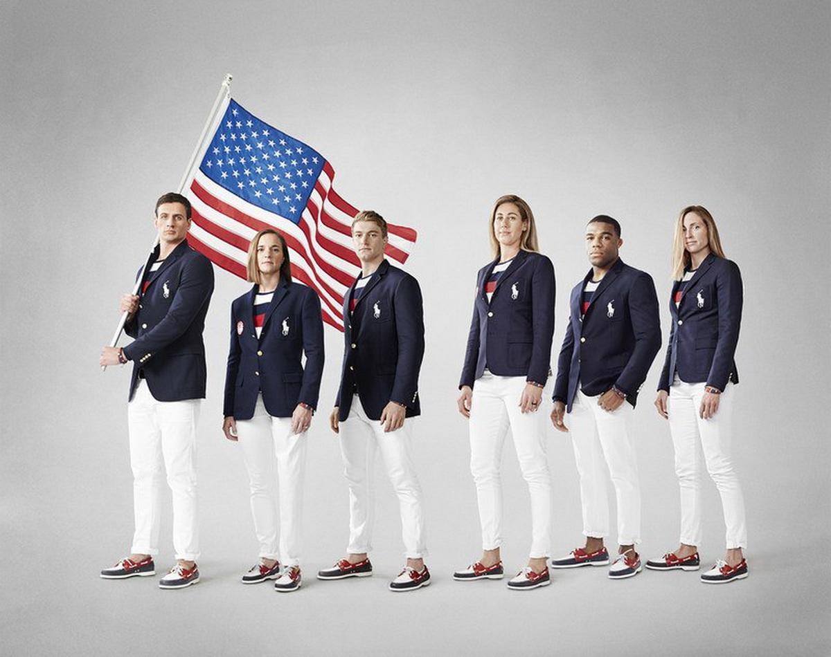 Олимпийская сборная Америки